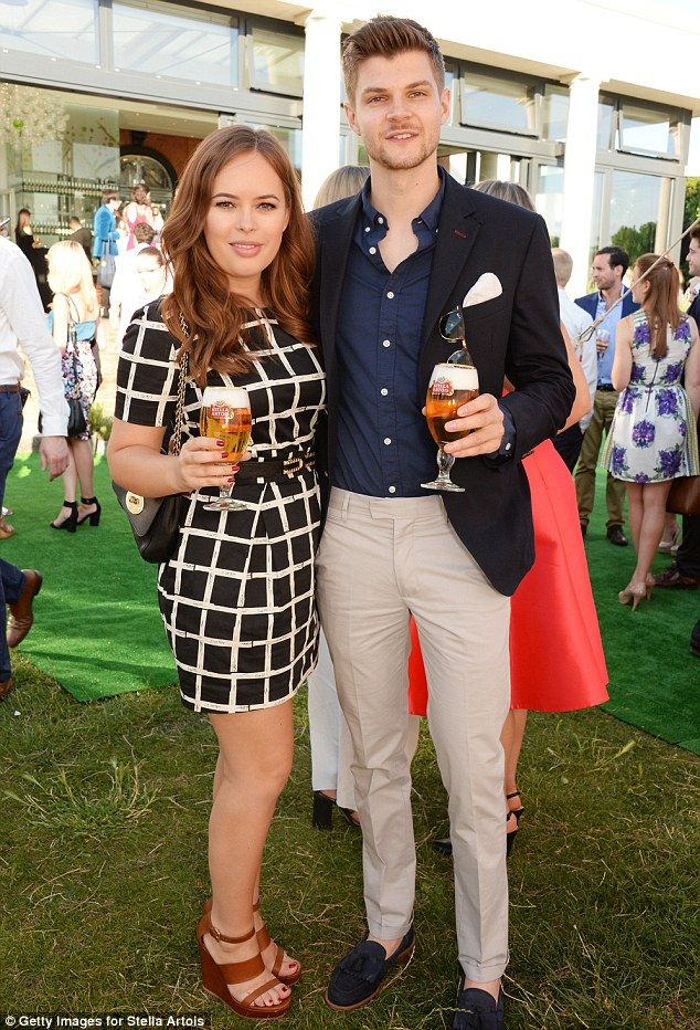 Tanya Burr and Jim Chapman ~ one of the BESt youtube couples!