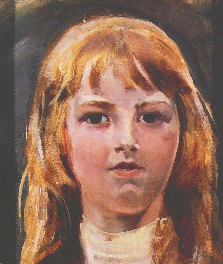 Jacek Malczewski - Isia (1890)