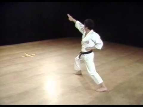 26 Shotokan KarateDo kata. An impressive performance by Master Kanazawa Hirokazu.