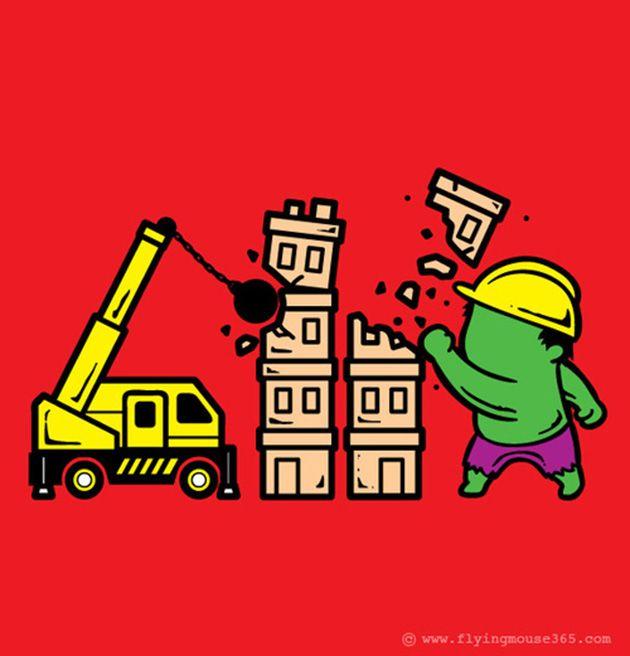Hulk Down