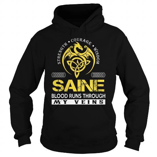 SAINE Blood Runs Through My Veins - Last Name, Surname TShirts #name #tshirts #SAINE #gift #ideas #Popular #Everything #Videos #Shop #Animals #pets #Architecture #Art #Cars #motorcycles #Celebrities #DIY #crafts #Design #Education #Entertainment #Food #drink #Gardening #Geek #Hair #beauty #Health #fitness #History #Holidays #events #Home decor #Humor #Illustrations #posters #Kids #parenting #Men #Outdoors #Photography #Products #Quotes #Science #nature #Sports #Tattoos #Technology #Travel…
