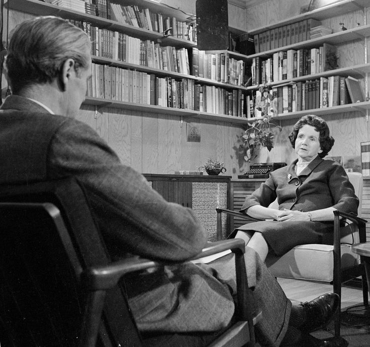 "an analysis of rachel carson s silent Rachel carson's silent spring, the ""iconic piece of literature"" that  crisis with as  much clear-eyed analysis as she did the ongoing crisis of."