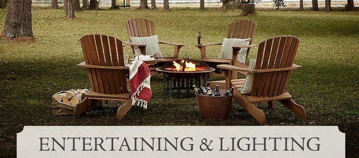 Outdoor Entertaining & Lighting | Birch Lane