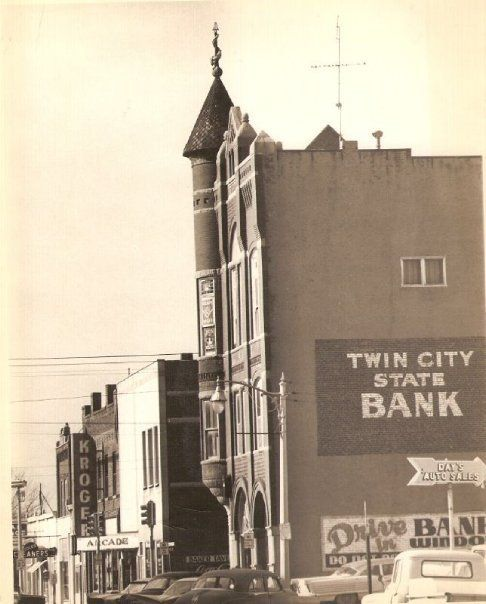 Twin City State Bank Gas City Indiana, Gas City Indiana