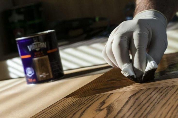 Odnawiamy drewniany blat kuchenny | Produkty Vidaron - skuteczna ochrona drewna