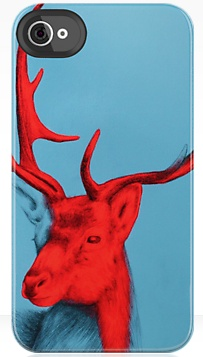 iPhone case. #Antler #Antlers