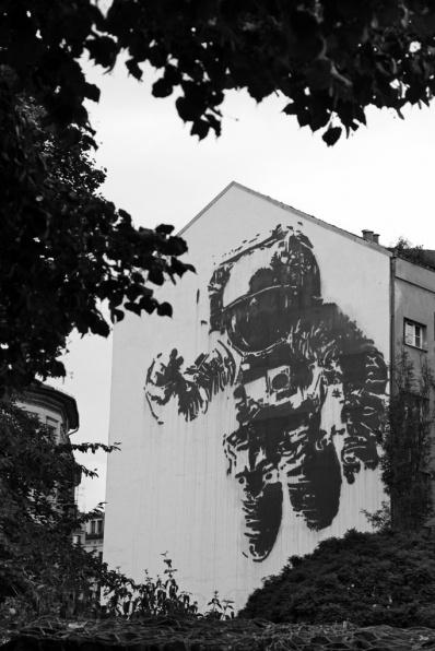 Kreuzberg, Berlin. Best graffiti city I've ever seen!
