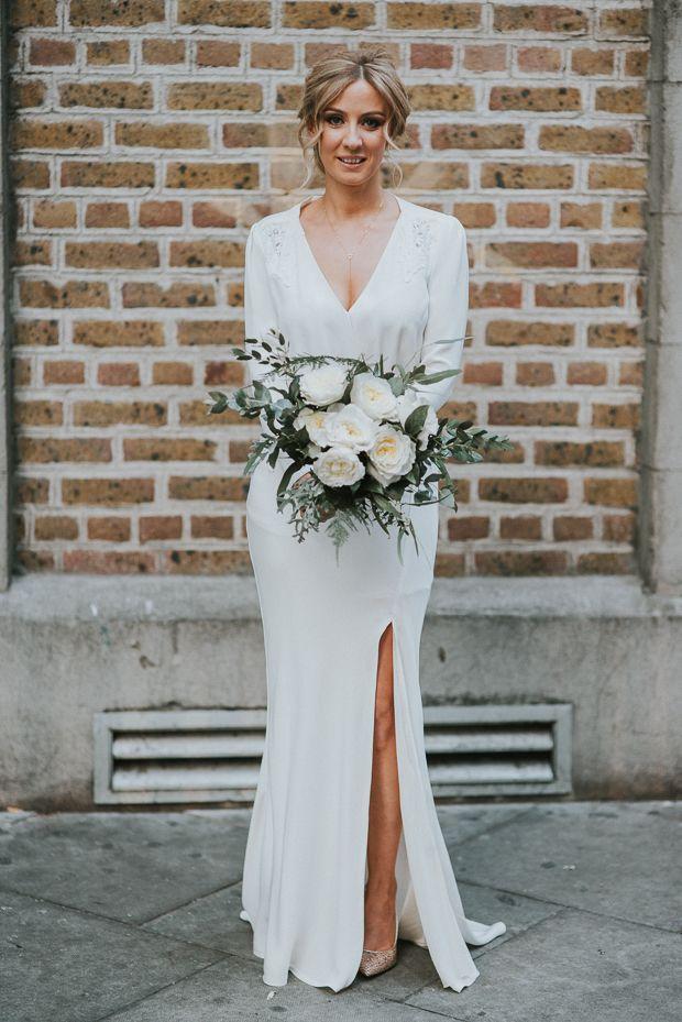 20 Beautiful Long Sleeve Wedding Dresses November Pinterest And Dress Sleeves