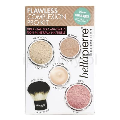 Bellápierre flawless complexion pro kit. Need addition to my makeup.