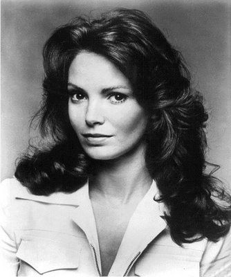 Jaclyn Smith was the Charlie's Angel I wanted to be because she was beautiful and brunette and classy.  Although I think all I had in common with her at that time was brown hair.  haha  Loved Charlie's Angels!