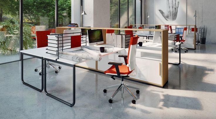 galeria meble biurowe PLAY&WORK