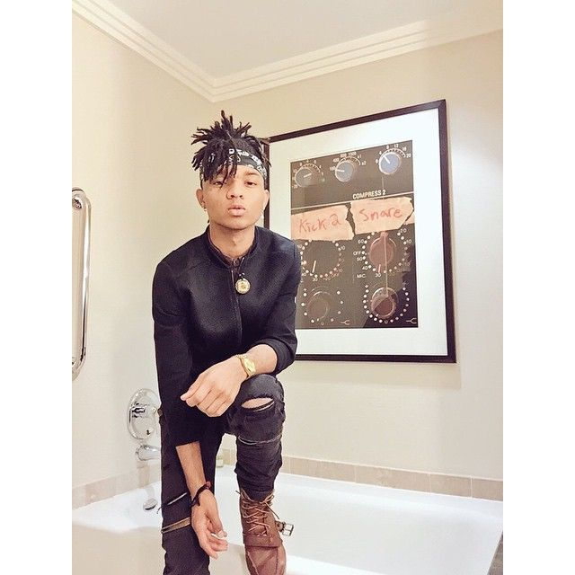 swae le height