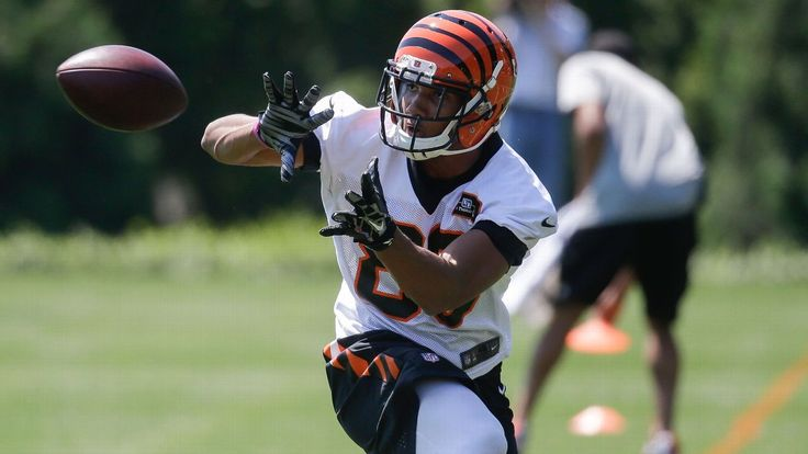 Marvin Lewis: Rookie Tyler Boyd 'exceeded my expectations'