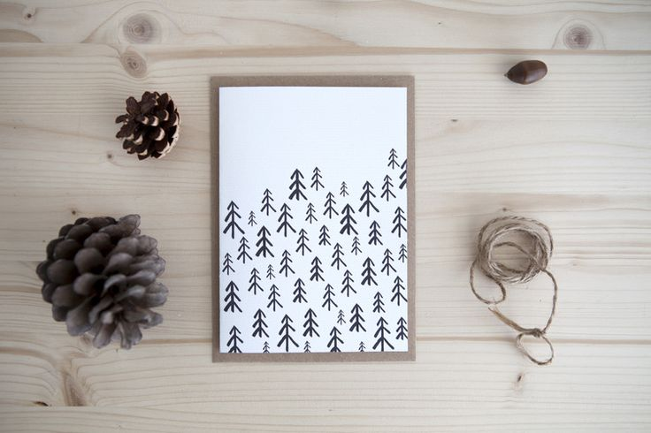 Hinterland Co - Christmas Cards