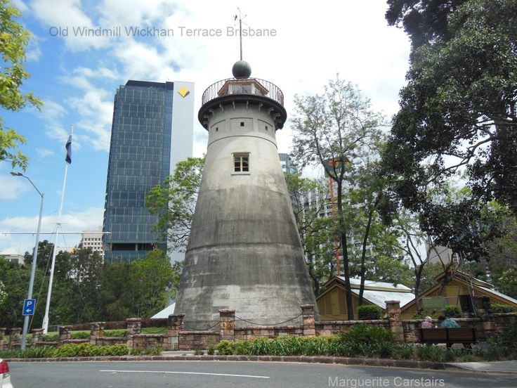 The Old Windmill is a heritage-listed tower located in Wickham Park, on Wickham Terrace in Spring Hill, Brisbane, Queensland, Australia. It is the oldest surviving building in Queensland.