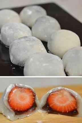 餅粉(MOCHIKO)で簡単 大福の画像