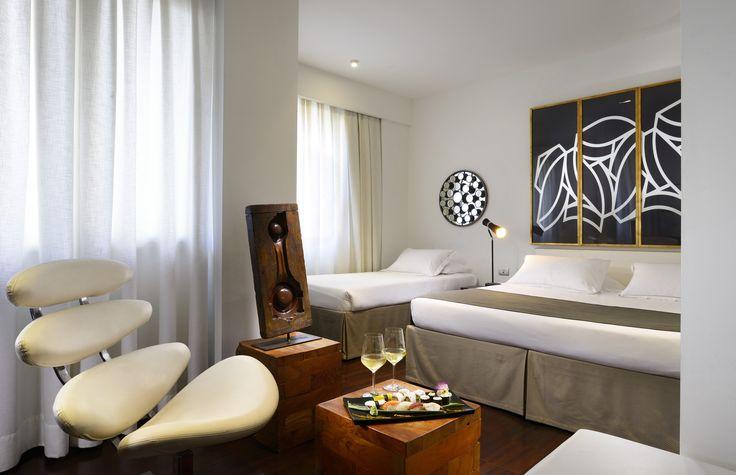 Hotel Pulitzer Roma #hotel #Roma #hotelroom
