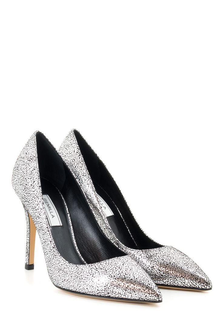 Онлайн-магазин Elyts предлагает купить серые туфли SEMILLA по цене 23900 рублей…