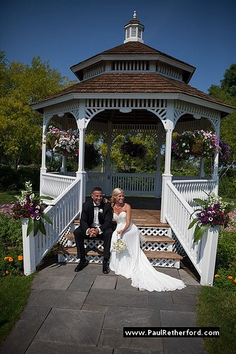 Mackinac Island Mission Point Resort Outdoor Wedding Photo By Paul Retherford Http
