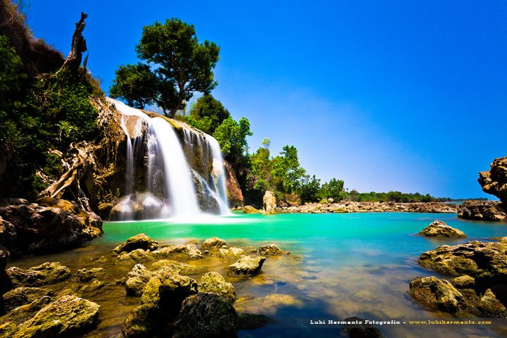 Toroan Waterfall - Madura - Indonesia