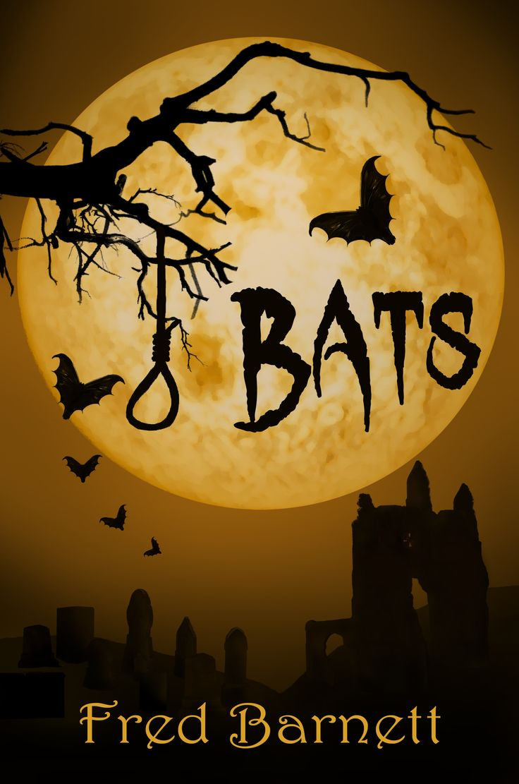 BATS: Book by Fred Barnett (October 2014) Art by Laura LaRoche and Vitaley Hagen. On sale Now on Amazon! It's full of hardy har hars and hubba hubba hubbas.