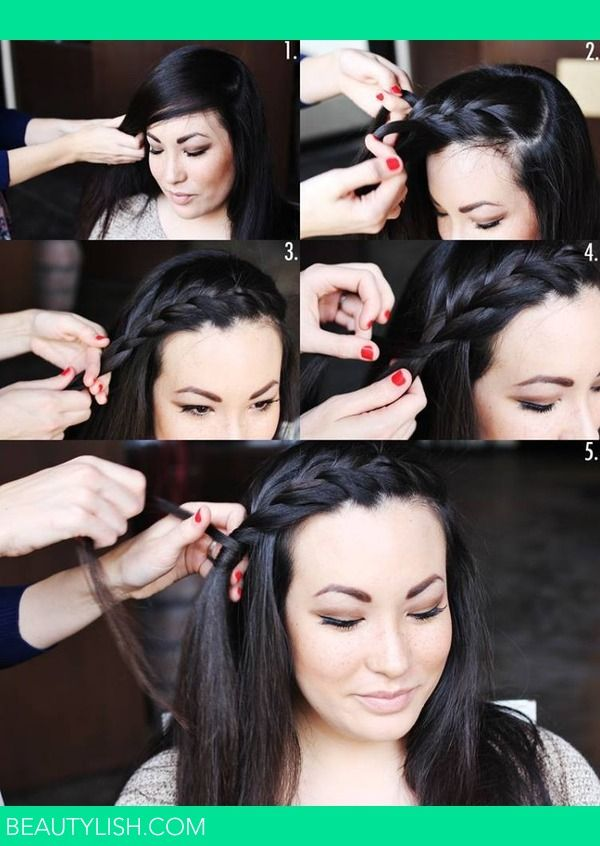 Side Braid | Sari O.'s Photo | Beautylish