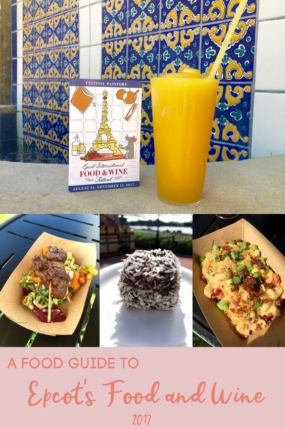 The Epcot International Food and Wine Festival is HERE! Heading to Walt Disney World soon and planning to attend the festival at Epcot Center Theme Park? Before you go, see what food you MUST TRY during this year's festival over at www.underlondonlights.com