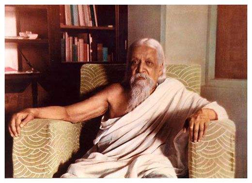 "The conscious manifestation of the Transcendent in the individual is the means by which the collective, the universal is also to become conscious of itself, the continuation of the illumined individual in the action of the world is an imperative need of the world-play."" -Sri Aurobindo - The Life Divine❤️☀️"