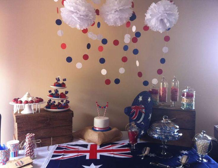 Australia Day Party