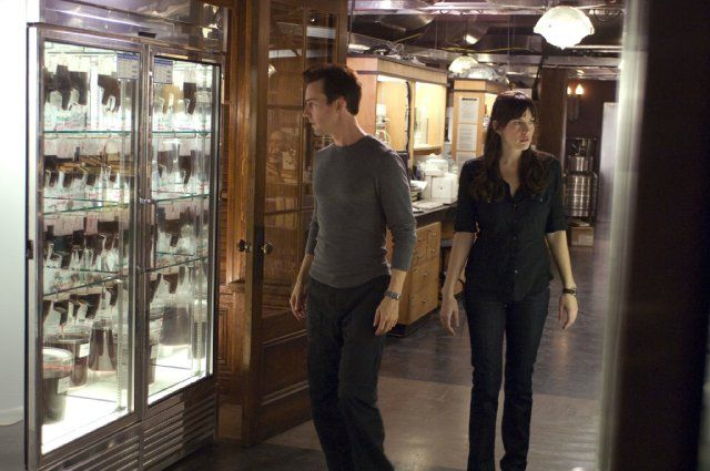 Liv Tyler and Edward Norton in The Incredible Hulk