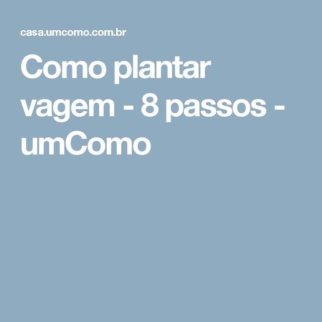 Como plantar vagem - 8 passos - umComo