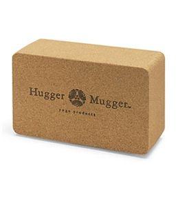 TWO Hugger Mugger 3.5'' Cork Yoga Block #yogaoutlet