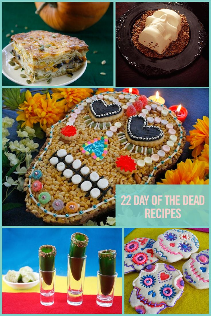day of the dead craft ideas 22 recipes to celebrate dia de los muertos day of the 7658