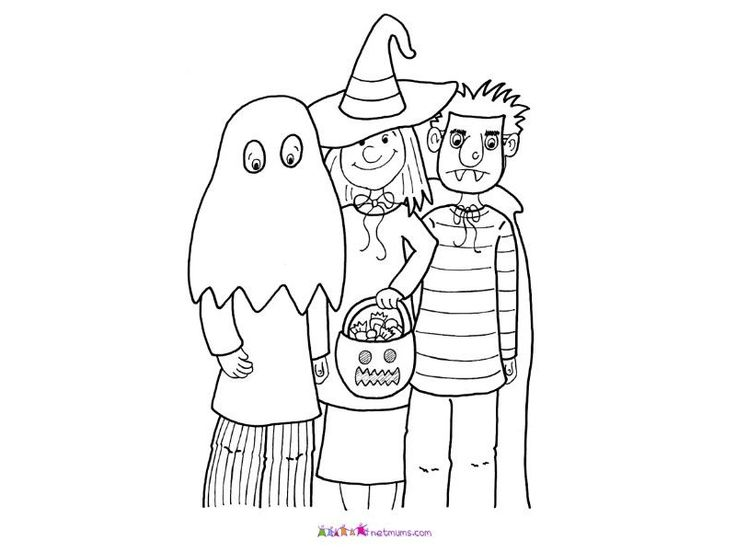 Halloween pictures to print off