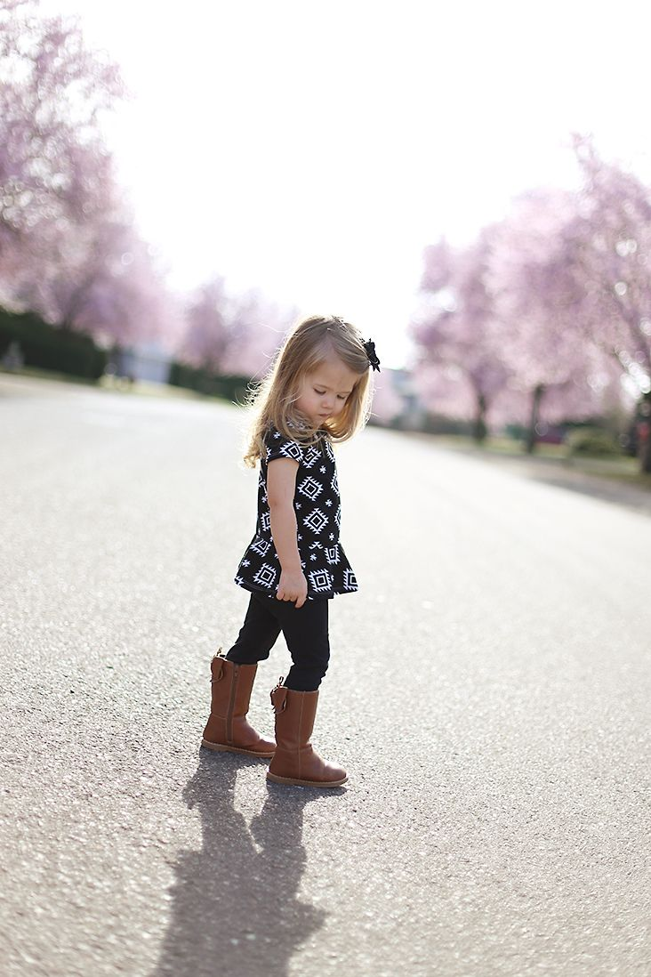 Girls Peplum Top (and dress!) Pattern - Pretty in Peplum by Sew Much Ado #sewing #sewingtutorial #sewingpattern #sewmuchado #diy #toppattern #peplumpattern #girlspeplum #peplumdresspattern #pdfpattern