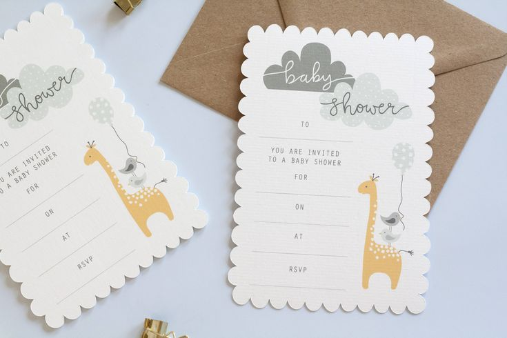 Cute baby shower idea Baby shower invites, Sky critters, Baby shower stationary, Baby party