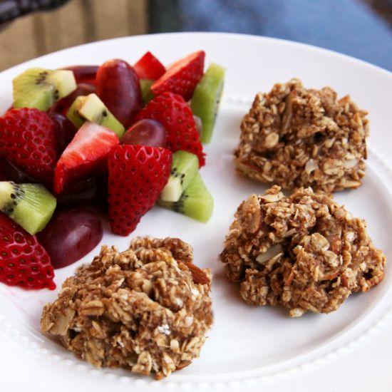 Naturally Sweet: Vegan Banana Oatmeal Breakfast Bites