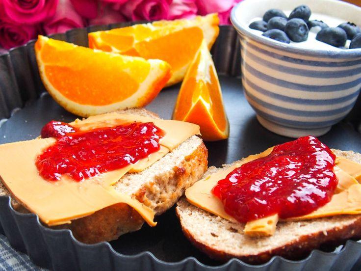Søte boller; proteinrike og bakt uten helsekostprodukter - Fitfocuse