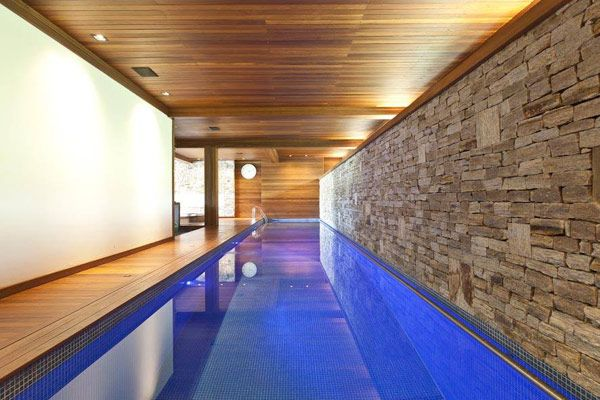 17 Best Images About Undercover Swimming Pools On