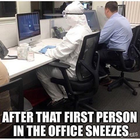 28 Memes Everyone Who Works In An Office Will Understand