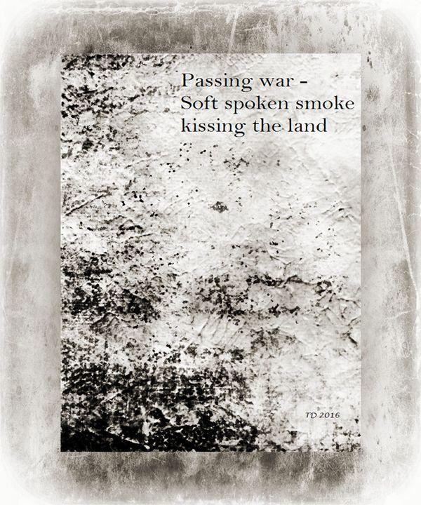 Passing War - TateDevros