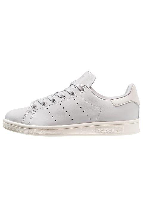 adidas Originals STAN SMITH - Trainers - light solid grey/white vapour -  Zalando.