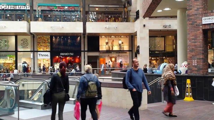 Cabot Circus - Bristol's premiere shopping centre