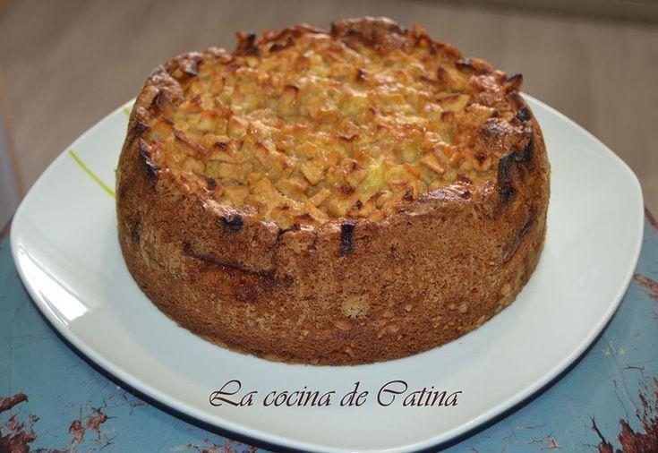 La cocina de Catina: Pastel judío de manzana