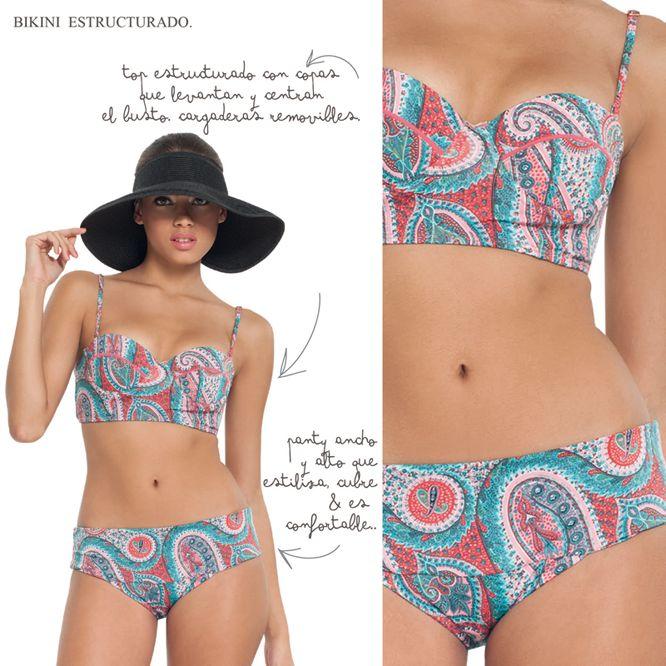 Bikini Estructurado. #beyondBodies #summer #bikini