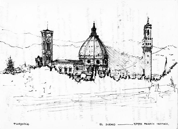 Sta,Maria del Fiore-Florencia