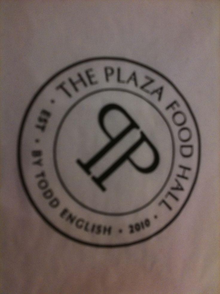 Hotel Plaza, food hall, per una sosta durante le lunghe passeggiate newyorkesi