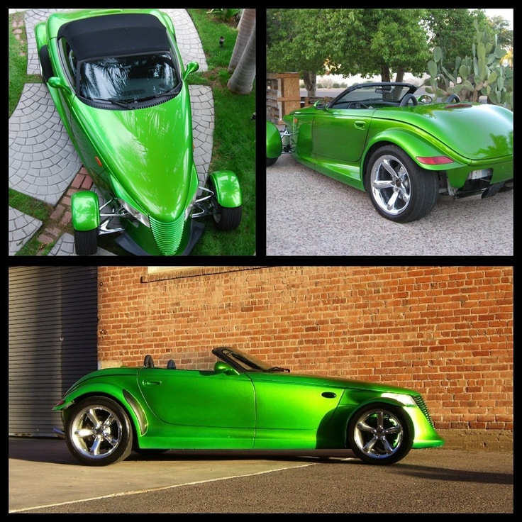 25 Best Plymouth Prowler Images On Pinterest