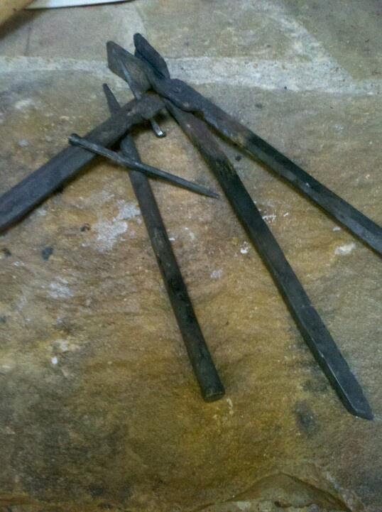 Basic blacksmith course