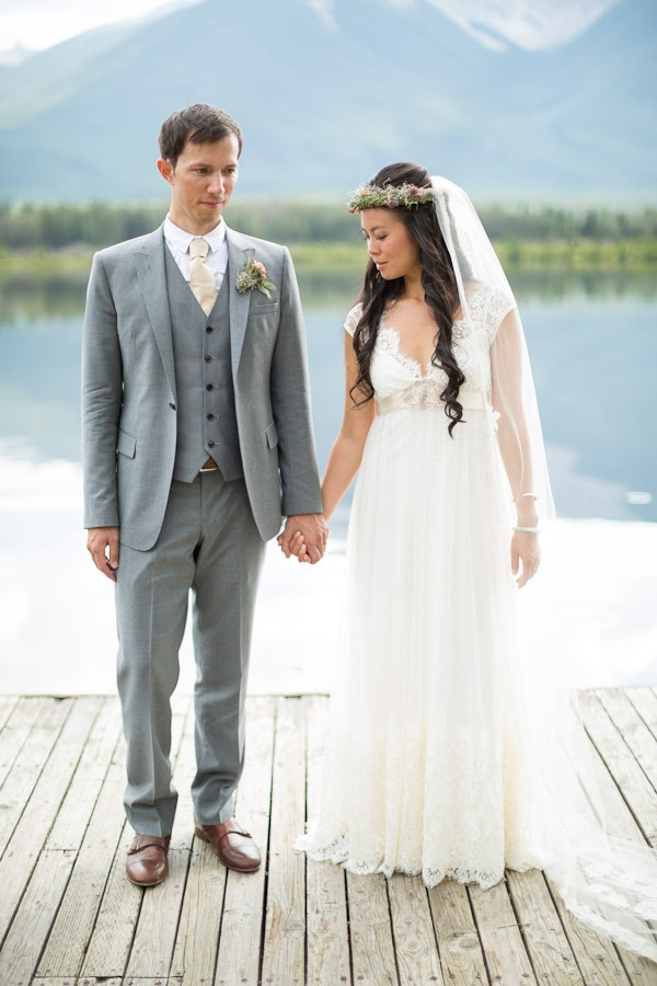 Banff Wedding At Buffalo Mountain Lodge From Eric Daigle Photography